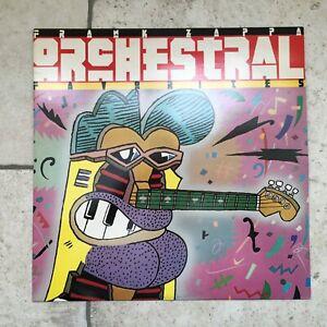 Frank Zappa_Orchestral Favorites_Disco Vinile LP 33 giri_1979 Discreet UK near M