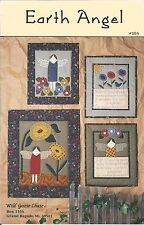 """Quilt Pattern by Wild Goose Chase """"Earth Angel #103"""""""