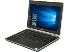 """DELL Grade B E6430 14.0"""" Laptop Intel Core i5 3rd Gen 3320M (2.60 GHz) 320 GB HD"""