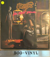 TEASE - ONE NIGHT  STANDS -VINYL LP RECORD HARD ROCK /METAL BAND VG+ Con