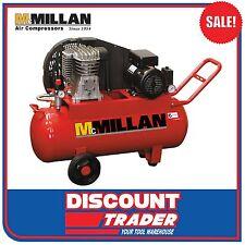 McMillan AF-Series ABAC™ Pump Belt Drive 230V/10Amp Air Compressor - AF12