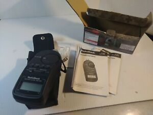 Digital Sound Level Meter Realistic, Radio Shack 33-2055 Excellent Free Ship