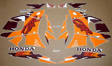 CBR 900RR Fireblade 1994 Urban tiger complete decals stickers graphics set kit
