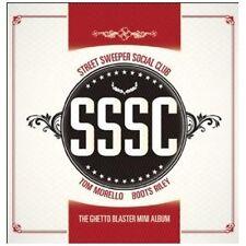 Street Sweeper Social Club-The Ghetto Blaster Mini Album CD CD  New