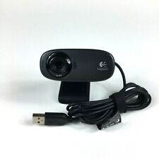 Logitech C310 720p HD Webcam 5 MP Photos Microphone High Definition Digital Zoom