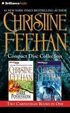 Christine Feehan CD Collection