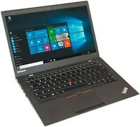 Lenovo ThinkPad X1 Carbon Core i5-5300u 2.3-2.9Ghz 8GB 256GB SSD 14 FullHD IPS