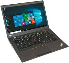 "Lenovo ThinkPad X1 Carbon Core i5-5300u 8GB 256GB 14"" WQHD Touchscreen 2560x1440"