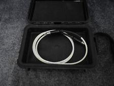 Kimber Kable D-60 Illuminations Digital Coaxial Cable in OEM Pelican Box RCA-RCA