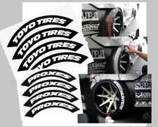 toyo tires stickers stencil permanent lettering