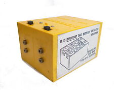 Original Meccano 4.5v/12v Battery Box
