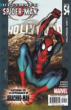 ULTIMATE SPIDER-MAN #54 / ARACHNO-MAN VARIANT / HOLLYWOOD PART 1 / MARVEL COMICS
