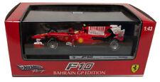Mattel Hot Wheels Ferrari F2010 Race Version 2010 - Fernando Alonso 1/43 Scale