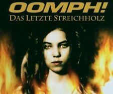 Oomph! + Maxi-CD + Das letzte Streichholz (2006; 2 tracks)