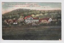 AK Schönbrunn, Moosbrunn, Wttbg., Pension zur Linde, 1908