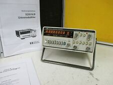 Contador de frecuencia HP 5315a, mesa dispositivo, 2 canales de medida, con resolución variable!