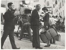 Tournage film Montparnasse 19 de Jacques BeckerParis Photo de Presse