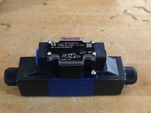 Bosch Rexroth Hydraulic Directional Control Valve R978873230