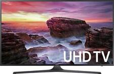 "Samsung - 50"" Class - LED - MU6070 Series - 2160p - Smart - 4K Ultra HD TV wi..."