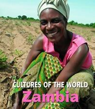 Zambia (Cultures of the World, Second)-ExLibrary