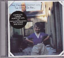 Paul Carrack-Greatest Hits cd album