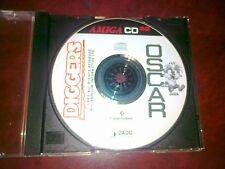 DIGGERS + OSCAR x COMMODORE AMIGA CD 32 AMIGACD Vedi foto