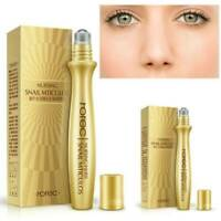 Eye Gel Cream Anti Puffiness Dark Circle Wrinkle Essence Firming Collagen 15ml