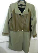 manteau imperméable imper pluie Et Dieu Créa La Femme taille 44 tbe (C1313)