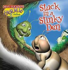 Max Lucado's Hermie and Friends: Stuck in a Stinky Board Book