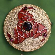 Triskelion Pin: Museum of Jewelry