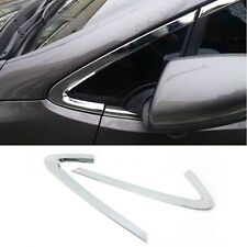 Chrome A-Pillar Garnish Molding Trim 2P C172 For KIA 2013-2018 Forte Cerato K3