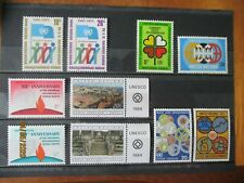 United Nations ~ 5 x Complete MNH Sets ~ Lot 2