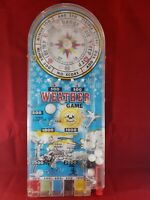 Vintage Table Top Pinball Weather Game
