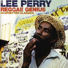 """Lee """"Scratch"""" Perry, - Reggae Genius: 20 Upsetter Classics [New CD]"""