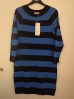 BNWT LADIES M&S PER UNA RANGE LONG SLEEVED WITH WOOL DRESS SIZE 16 R/PRICE £45