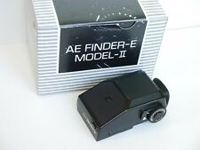 Bronica ETRS AE FINDER-E MODEL - II ( BOXED /  MINT )