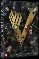VIKINGS SAISON 5 PARTIE 1  DVD  NEUF SOUS CELLOPHANE