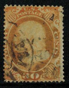 United States #38 1860 Used