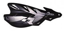 Paar Paramani Racetech Raptor Schwarz Moto Enduro Motard Rtech Handprotektoren
