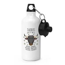 Taurus Horoskop Sport Getränkeflasche Zelten Kolben Sternzeichen