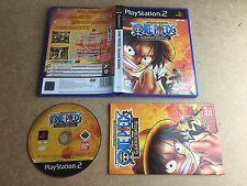 One Piece Grand Battle-Sony Playstation 2 (PS2) probado/trabajo PAL Reino Unido