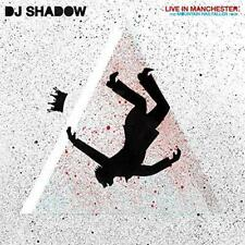 DJ Shadow - Live In Manchester: The Mountain Has Fallen Tour (NEW CD+DVD)