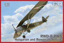 1/72 IBG 72504 RWD-8 PWS Hungarian and Romanian service