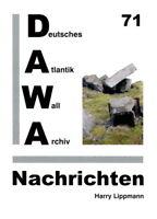 DAWA-Nachrichten - Ausgabe 71 (Harry Lippmann)