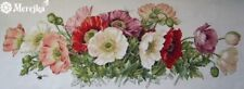 10% Off Merejka Counted Cross-Stitch Kit - Poppies