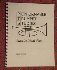 Performable Trumpet Studies - Practice made Fun- Trumpet Music Book - Int../Adv.