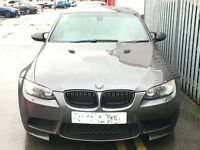 BMW E92 E93 3 Series Coupe Cabriolet Kidney Grill Grille Gloss Black 2006 - 2010