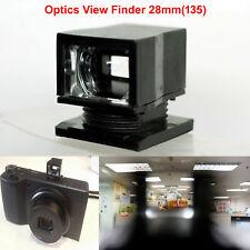 Optical Viewfinder 28mm für Ricoh GR GRD2 GRD3 GRD4 Digital Kamera Zubehör
