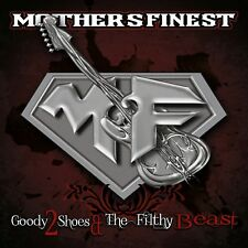 MOTHER'S FINEST - GOODY 2 SHOES & THE FILTHY BEASTS  VINYL LP + CD NEU