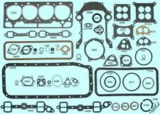 Ford 239 Y-Block Full Engine Gasket Set/Kit BEST Head+Intake+Oil Pan 1954-55 EBV
